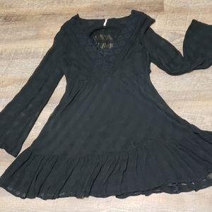 Free people mini Boho dress